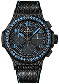 Hublot Big Bang Black Fluo Blue 41 341.SV.9090.PR.0901