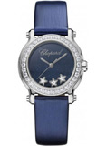 Chopard 278509-3050 Happy Diamonds Happy Sport Mini
