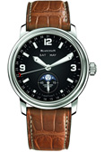 Blancpain. 2863-1130-53B. Leman Complete Moon Phase Mens Watch