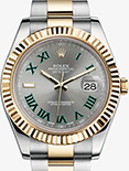 Rolex Oyster Perpetual Datejust II m116333-0001