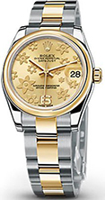 Rolex Oyster Perpetual Datejust Lady 31 m178243-0078
