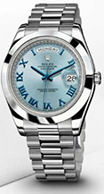 Rolex Oyster Perpetual Day-Date II m218206-0043