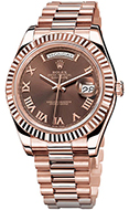 Rolex Oyster Perpetual Day-Date II m218235-0035