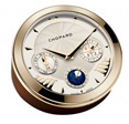 Chopard 95020-0075 L.U.C. Luna d'Oro table clock