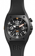 Bell & Ross Marine Automatic BR 02-92 Carbon