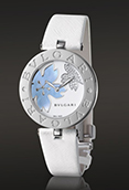 Bulgari BZ30FDSL B.Zero1 30mm Mediterranean Flower Steel Watch