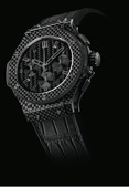 Hublot 301.QX.1710.GR BIG BANG ALL BLACK CARBON