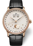Jaquet Droz ASTRALE THE ECLIPSE IVORY ENAMEL J012613200