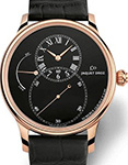 Jaquet Droz Legend Geneva GRANDE SECONDE POWER RESERVE BLACK ENAMEL J027033202