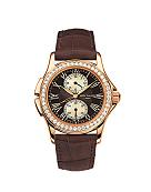 Patek Philippe. Style # :  4934R-001 Complicated Calatrava Travel Time. Женские