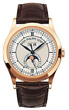 Patek Philippe. Style # : 5396R. Complicated Annual Calendar 18kt Rose Gold