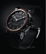 Romain Jerome. Style #: Titanic DNA T.OXY2.BBBB.00.BB.    Rusted Steel T-Oxy II  Лимитированный выпуск 2012 шт.!!!