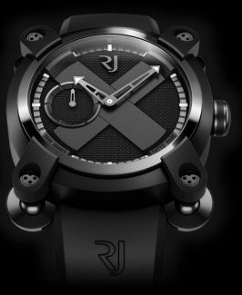 Romain Jerome RJ.M.AU.IN.001.01 Moon Invader Black Metal Automatic Лимитированный выпуск=1969 шт.