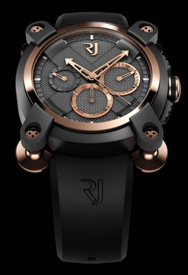 Romain Jerome RJ.M.CH.IN.002.01 Moon Invader Eminence Grise Chronograph