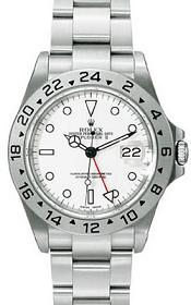 Rolex Oyster Perpetual Explorer II. Style #: 16570w