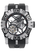 Roger Dubuis. SED4802SQ7100S9000A1. Easy Diver Tourbillon.