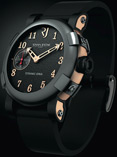 Romain Jerome T.BBB22.00.BB Titanic-DNA – Five Black II. Лимитированный выпуск 2012 шт.
