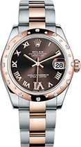 Rolex Oyster Datejust Lady 31 m178341-0010